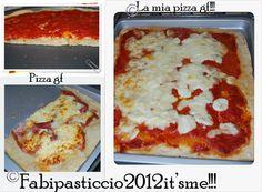 Fabipasticcio: Pizza senza glutine, senza latte vaccino, senza lattosio...la mia! Tante versioni e l'ennesima dichiarazione d'amore per Richard Ploner ♥