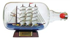 Schlagworte: Passat, ship in bottle, nautical gifts, maritime decoration Nautical Gifts, Nautical Art, Ship In Bottle, Model Ships, Ebay, Things To Sell, Motto, Kid Stuff, Fishing
