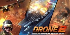 Drone 2 Air Assault for PC – Free Download - http://gameshunters.com/drone-2-air-assault-pc-download/
