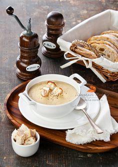 creamy soup//