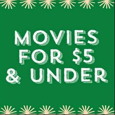 stocking stuffer alert! awesome animated movies for $5 or less @thirdboob