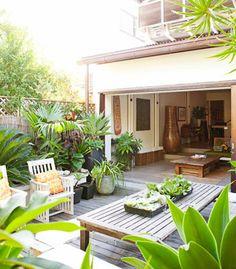verandah - relaxing