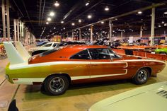 The Muscle Car and Corvette Nationals never ceases to amaze people with its stunning array of rarity. 1969 Dodge Charger Daytona, Dodge Daytona, Audi, Porsche, Triumph Motorcycles, Mopar, Ducati, Chrysler Charger, Motocross