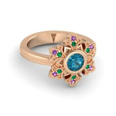 Disney's Frozen: Princess Anna's Ring