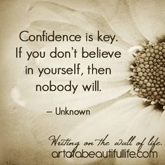 How to Be Confident, Beautifully Confident by artofabeautifullife.com (PLUS Free, Printable 30 Day Confidence Challenge)