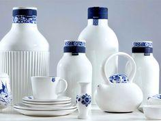 BLUE D1653 by DAMIAN O'SULLIVAN, ARIAN BREKVELD & CHRIS KOENS    http://www.royaldelft.com/product.asp?id=47=1