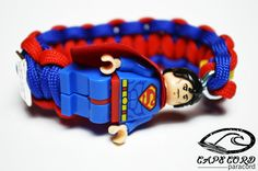 The Lego guy is the clasp!