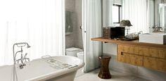 Banheiros não precisam ser totalmente azulejados; arquitetos dão opções