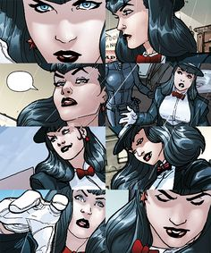 Zatanna in Catwoman #50