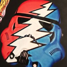 Vintage Star Wars Grateful Dead And Company Tribute Decal Anniversary Sticker     eBay