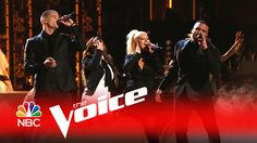 "The Voice 2016 - Team Christina: ""Live and Let Die"""