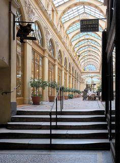 Galerie-Vivienne, Paris, France