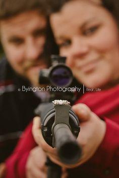 Engagement Photo {Byington Photography}