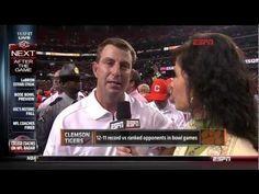 Clemson vs. LSU 2012 Chick-fil-A Bowl Ending