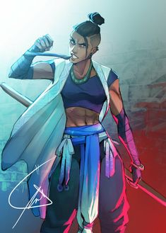 Beau Got So Pissed When Someone Stole her Gold by Nikanono (Fan art of Beau from Critical Role) Black Anime Characters, Superhero Characters, Dnd Characters, Fantasy Characters, Female Characters, Female Character Design, Character Drawing, Character Design Inspiration, Character Concept