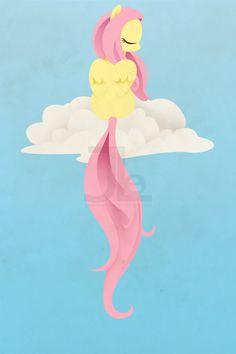 On a Cloud by JoelletheNose on deviantART