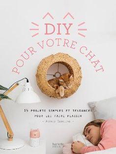 Nouveautés Éditeurs - DIY pour votre chat - Hachette Livre - Département Pratique - Eudeline Astrid