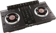 NumarkNS7FX Motorized DJ Software Performance Controller
