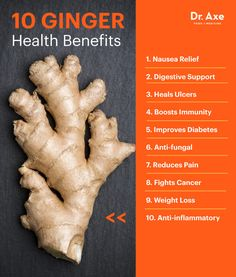 Ginger Benefits, Uses, Nutrition and Side Effects Dr Axe is part of Health benefits of ginger - The health benefits of ginger and ginger root extend to fighting cancer to better brain function Learn how to use ginger in recipes and Sport Nutrition, Health And Nutrition, Health And Wellness, Health Tips, Ginger Nutrition, Nutrition Guide, Health Facts, Health Fitness, Health Benefits Of Ginger