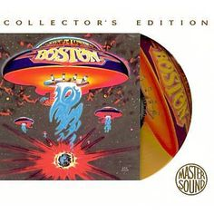 I just used Shazam to discover Something About You by Boston. http://shz.am/t282417