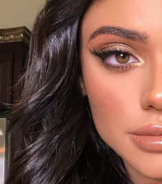 beautiful make-up ideas - Prom Makeup Formal Makeup, Prom Makeup, Wedding Makeup, Dress Makeup, Wedding Nails, Makeup Inspo, Makeup Inspiration, Makeup Tips, Daily Inspiration