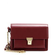 SAINT LAURENT High School Medium leather shoulder bag € 1,841