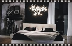 Modern Bedroom Chandeliers