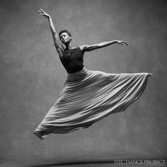 Rachael Mclaren dancer © NYC Dance Project