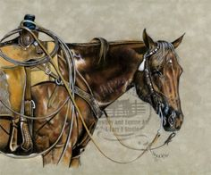 """Colored Pencil on suede board- B.Bruckner   Available from bbruckner.com for $45/shipping included. 13 x 15"""", shrink wrapped on foam brd and mailed flat"""