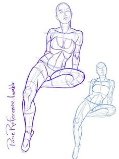 Exceptional Drawing The Human Figure Ideas. Staggering Drawing The Human Figure Ideas. Human Figure Drawing, Figure Sketching, Figure Drawing Reference, Body Drawing, Drawing Base, Art Reference Poses, Learn Drawing, Female Pose Reference, Female Drawing