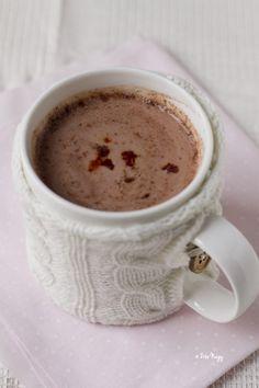 Vegán forró fűszeres kakaó hideg estékre