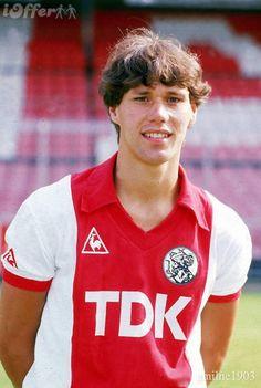 Dutch legend Marco Van Basten