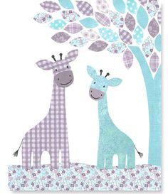 https://www.etsy.com/es/listing/130272362/nursery-art-print-giraffe-decor-aqua-and?ref=related-0