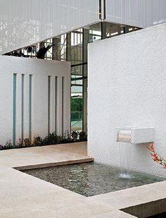 30 ideas para decorar tu jard n con fuentes ideas and - Ideas para decorar tu jardin ...