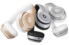 Beats By Dr. Dre Unveils Solo2 Wireless Headphones In Metallic Colors