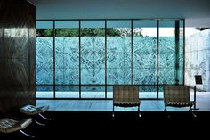 The Barcelona Pavilion, Spain 1929 _ by Ludwig Mies van der Rohe