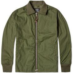Nigel Cabourn x Lybro RAF Jacket