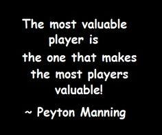 Love Peyton Manning!