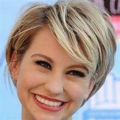 50 Alluring Short Haircuts for Thick Hair | Hair Motive ...