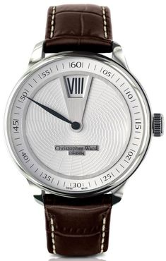 Christopher Ward C9 Harrison Jumping Hour.  Proprietary Movement - 43mm