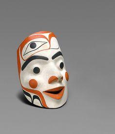 Joe David | Mask | Nuu-chah-nulth (Nootka) | The Met