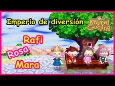 Imperio de Diversión - Rosa cocotera xD - Animal Crossing New Leaf