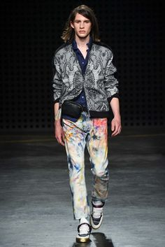 James Long Spring 2016 Menswear Fashion Show: Complete Collection - Style.com