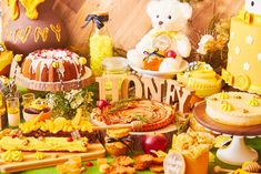 Sweets, Cheese, Table Decorations, Desserts, Japanese, Autumn, Foods, Drink, Halloween