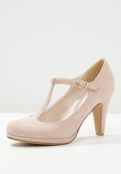 Escarpins classiques Anna Field Escarpins - rose rose: 35,00 € chez Zalando (au 08/02/16). Livraison et retours gratuits et service client gratuit au 0800 740 357.