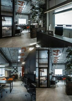 Office 44 by YoDezeen architecture