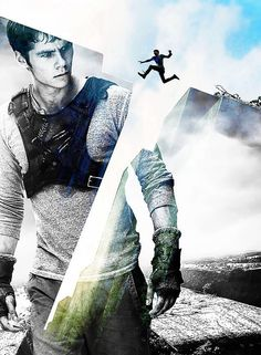 The Maze Runner . Dylan O'Brien as Thomas Saga Maze Runner, Maze Runner Trilogy, Maze Runner The Scorch, Maze Runner Movie, Dylan O'brien, Narnia, Hush Hush, Percy Jackson, Really Good Movies