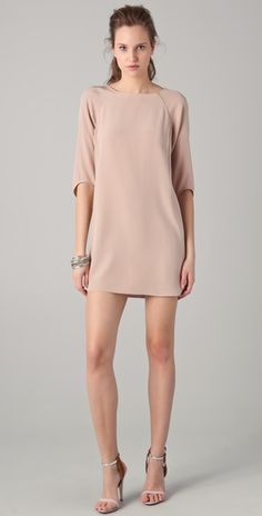 Nude Tibi Dress