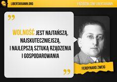 #ferdynand #zweig #wolnosc #wolny #rynek #kapitalizm #libertarianizm #ruch #narodowy #polska #polski #narodowiec #patriota #patriotyzm