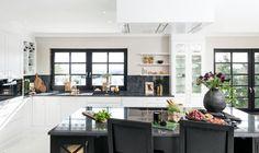 Designer og stylist: Nina Th. Fredrikstad, Kitchens, Studio, Table, Furniture, Design, Home Decor, Decoration Home, Room Decor